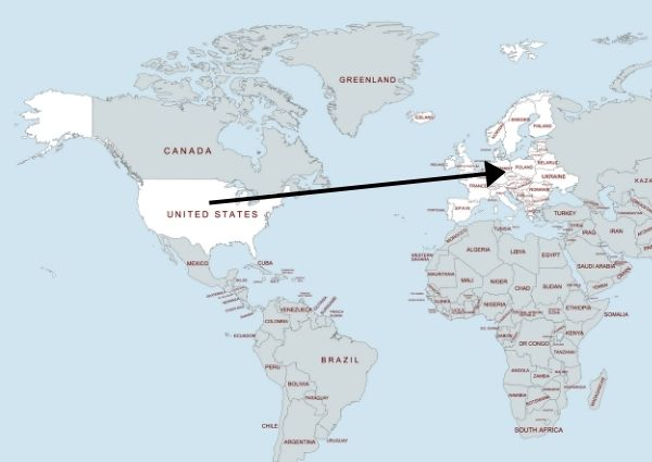 Supply Chain Migration | USA to Europe | Crosstown Power
